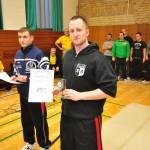 Sebastian Dobihal, Aktivenklasse - 83 kg, Platz 1