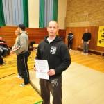 Sven Illes, Aktivenklasse - 93 kg, Platz 4